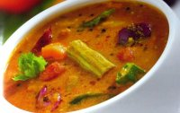 Vegetable sambar recipe in hindi