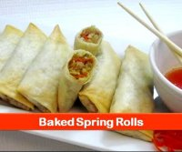 Vegetable spring rolls recipe by bhavna patel