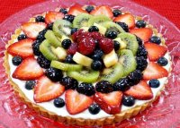 Wegmans fruit tart glaze recipe