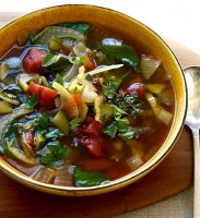 Weight watchers 0 point asian soup recipe