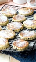 Welsh cake recipe no egg no sugar