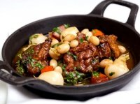 Welsh french recipe for cassoulet