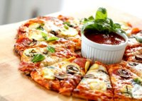 Wheat flour pizza dough recipe yeast