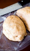 Whole wheat pizza dough recipe freeze