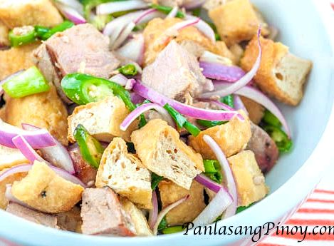 Tokwat baboy recipe panlasang pinoy chop suey