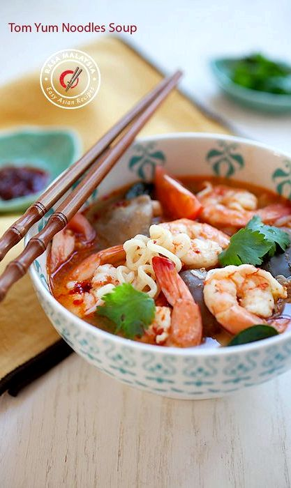 how to cook tom yum soup filipino style