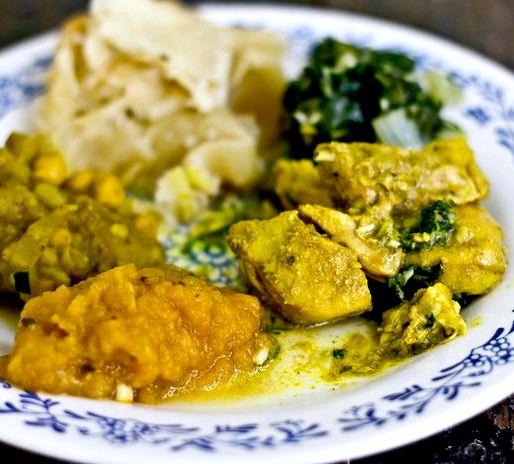 Trinidad Curry Chicken Recipe Food Network