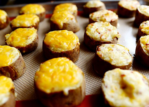 Twice baked potatoes recipe by pioneer woman
