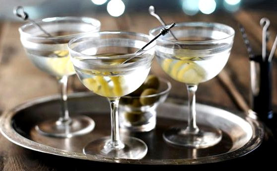 Uk award winning vodka recipe