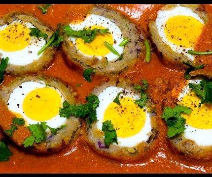 Veg Nargisi Kofta Recipe By Sanjeev Kapoor