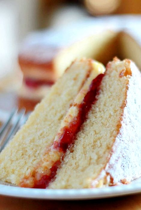 Victoria sponge cake recipe cup measurements 34