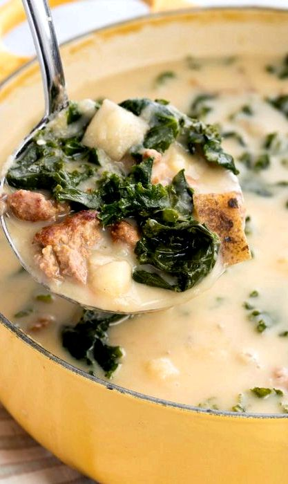 We cracked olive gardens most popular soup recipe