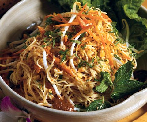Wolfgang puck thai noodle salad recipe