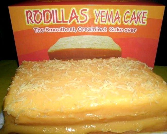 Best Filipino Yema Cake Recipe